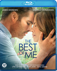 The Best Of Me-Blu-Ray
