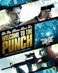 Welcome To The Punch-Blu-Ray