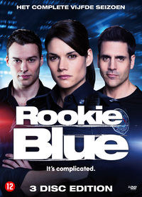 Rookie Blue - Seizoen 5-DVD