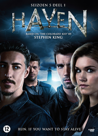 Haven - Seizoen 5 / Deel 1-DVD