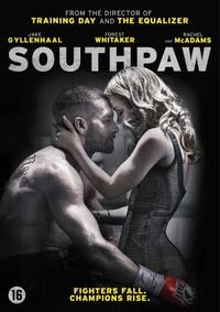 Southpaw-DVD