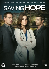 Saving Hope - Seizoen 2-DVD