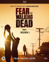 Fear The Walking Dead - Seizoen 1-Blu-Ray