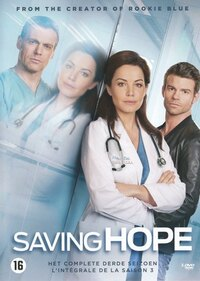 Saving Hope - Seizoen 3-DVD