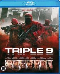 Triple 9-Blu-Ray