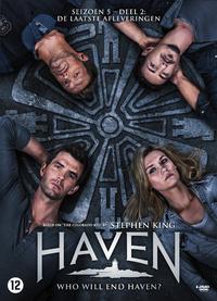 Haven - Seizoen 5 / Deel 2-DVD