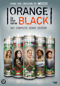 Orange Is The New Black - Seizoen 3-DVD