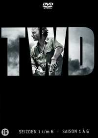 The Walking Dead - Seizoen 1-6-DVD