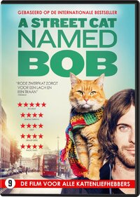 A Street Cat Named Bob-DVD