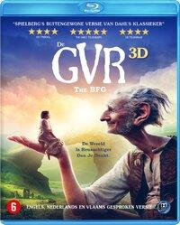 De GVR (Grote Vriendelijke Reus) (3D Blu-Ray)-3D Blu-Ray