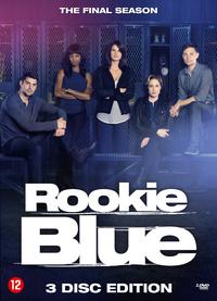 Rookie Blue - Seizoen 6-DVD