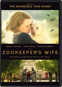 The Zookeeper's Wife-DVD