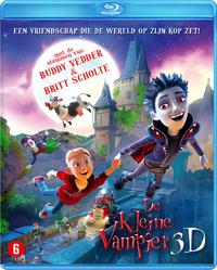 De Kleine Vampier (3D En 2D Blu-Ray + DVD)-3D Blu-Ray