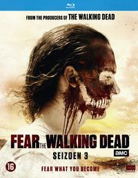 Fear The Walking Dead - Seizoen 3-Blu-Ray