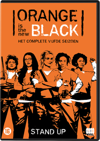 Orange Is The New Black - Seizoen 5-DVD