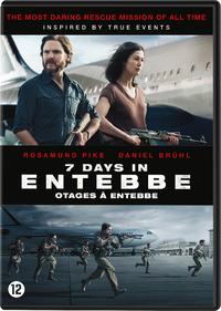7 Days In Entebbe-DVD