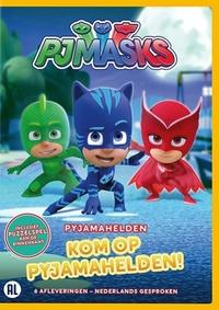 PJ Masks: Pyjamahelden - Kom Op Pyjamahelden-DVD
