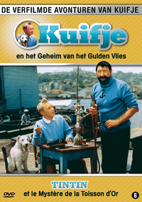 Kuifje En Het Geheim Van Het Gulden Vlies-DVD