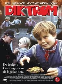 De Nieuwe Avonturen Van Dik Trom-DVD