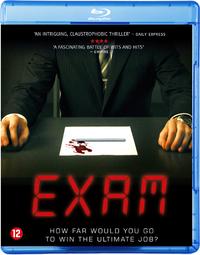 Exam-Blu-Ray