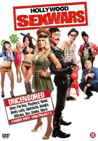Hollywood Sex Wars-DVD