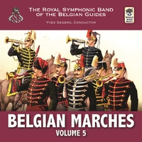 Belgian Marches 5-Royal Symphonic Band Of T-CD