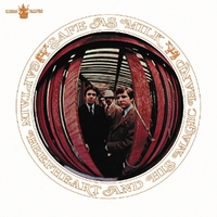 Safe As Milk -HQ/Insert--Captain Beefheart-LP