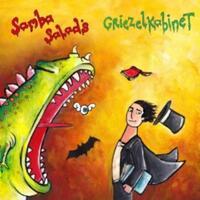 Samba Salad Griezelkabinet (CD)-Samba Salad-CD
