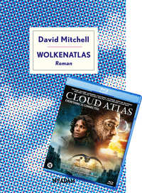 Wolkenatlas & Cloud Atlas<br />boek + blu-ray