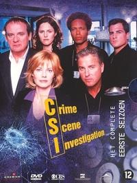 Csi - Seizoen 1-DVD