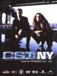 Csi New York - Seizoen 1 Deel 2-DVD