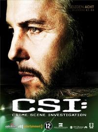 Csi - Seizoen 8 / Deel 1-DVD