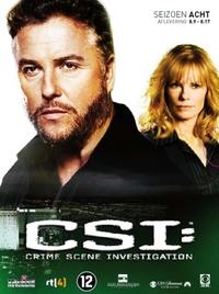 Csi - Seizoen 8 / Deel 2-DVD