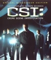 Csi - Seizoen 1-Blu-Ray