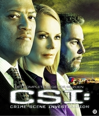 Csi - Seizoen 9-Blu-Ray