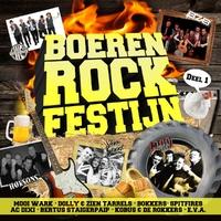 Boerenrock Festijn - Deel 1--CD