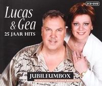 25 Jaar Hits - Jubileum Box-Lucas & Gea-CD