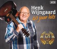40 Jaar Hits-Henk Wijngaard-CD