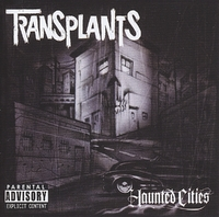 Haunted Cities-Transplants-CD