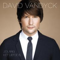 Zolang Het Liefde Is-David Vandyck-CD