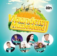 Vlaanderen Muziekland 2014--CD