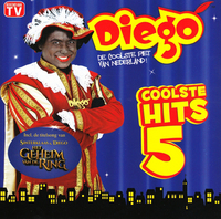 Coolste Hits 5-Diego-CD