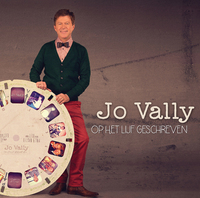 Op Het Lijf Geschreven-Jo Vally-CD