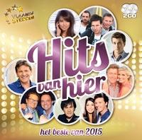 Hits Van Hier - Het Beste Van 2015--CD