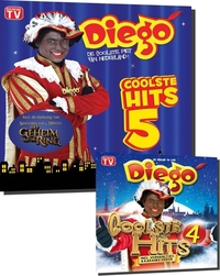 Coolste Hits 4 & 5-Diego-CD