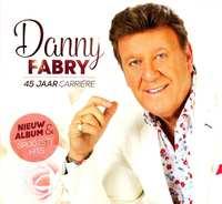 45 Jaar Carriere (2CD)-Danny Fabry-CD