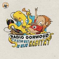 """Het Beestigste Radioprogramma Voor Kinderen Van 6 Tot 666 Jaar Is Helemaal Terug! """"'t Is Altijd Wat In Mijn Habitat"""" Is Een Prachtig Geïllustreerd Boek (36 Pagina's) Mét CD!-Radio Oorwoud-CD"""