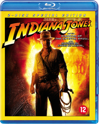 Indiana Jones 4: And The Kingdom Of The Crystal Skull-Blu-Ray