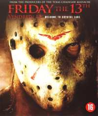 Friday The 13th (2009)-Blu-Ray