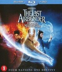The Last Airbender (Blu-Ray En DVD)-Blu-Ray